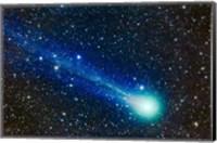 Framed Comet Lovejoy