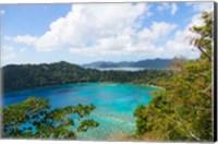 Framed Bay, Matangi Private Island Resort, Fiji