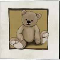 Framed Teddy Bear