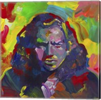 Framed Eddie Vedder