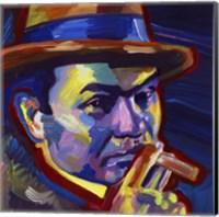 Framed Edward G Robinson