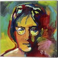 Framed John Lennon