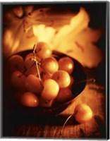 Framed Bowl Of Cherrys