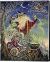 Framed Merlin's Magic