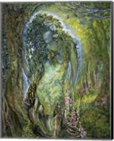 Framed Spirit Of The Forest