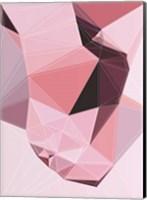 Framed I Love Pink