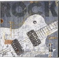 Framed Rock Concert II