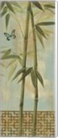 Framed Bamboo I