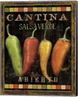 Framed Cantina I