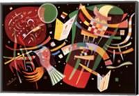 Framed Komposition X c1939