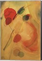 Framed Untitled 1916