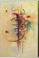 Framed Watercolour No 326 1928