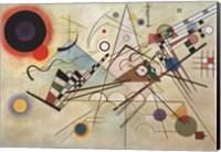 Framed Composition VIII, 1923