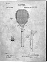 Framed Tennis Racket Patent