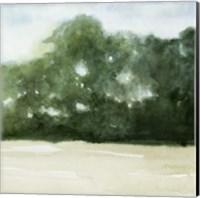 Framed Loose Landscape II