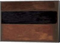 Framed Copper Rush