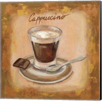 Framed Coffee Time III