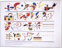 Framed Succession, c.1935