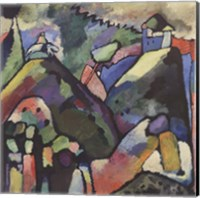 Framed Improvisation 9, 1910