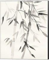 Framed Bamboo Leaves V