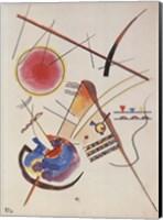 Framed Aquarelle Gastebuch, 1925