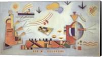 Framed Milder Vorgang, 1928