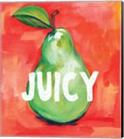Framed Juicy