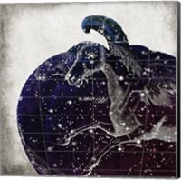 Framed Celestial Pumpkin 2