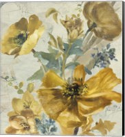Framed Wildflowers Bouquet 1