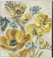 Framed Wildflowers Bouquet 2