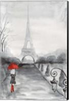 Framed Eiffel Tower2