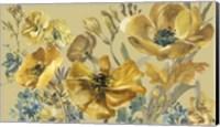 Framed Wildflowers Bouquet