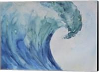 Framed Wave II