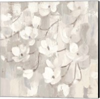 Framed Magnolias in Spring I Neutral