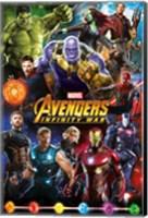 Framed Avengers Infinity War (group)