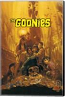 Framed Goonies