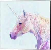 Framed Mystic Unicorn II