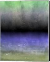 Framed Abstract Minimalist Rothko Inspired 01-86