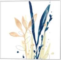 Framed Botany Gesture IX
