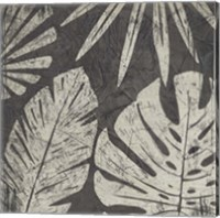 Framed Tribal Palms I