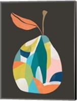 Framed Fab Fruit IV