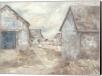 Framed Barn Path