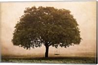 Framed Hopeful Oak