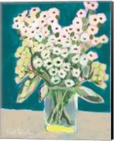 Framed Flowers for Eliza II