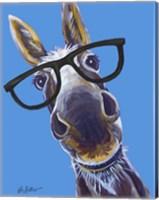 Framed Donkey Snickers Glasses