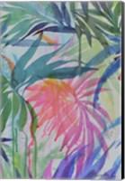 Framed Happy Tropic 2