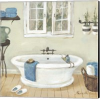 Framed French Country Bathroom II