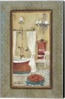 Framed Luxurious Bathroom I