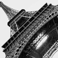 Framed Eiffel Views Square I