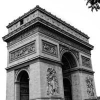 Framed Paris Views I